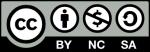 Creative Commons - Reconocimiento - No comercial - Compartir igual (by-nc-sa)