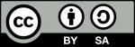 Creative Commons - Reconocimiento - Compartir igual (by-sa)